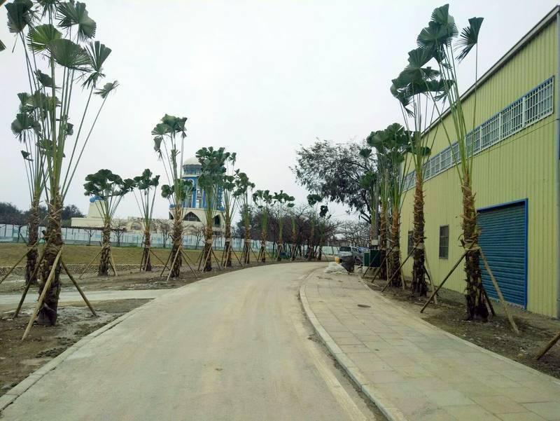 新竹市南寮舊港環境改善工程完工,舊港周邊設施煥然一新,境將於4月啟用。記者林家琛...