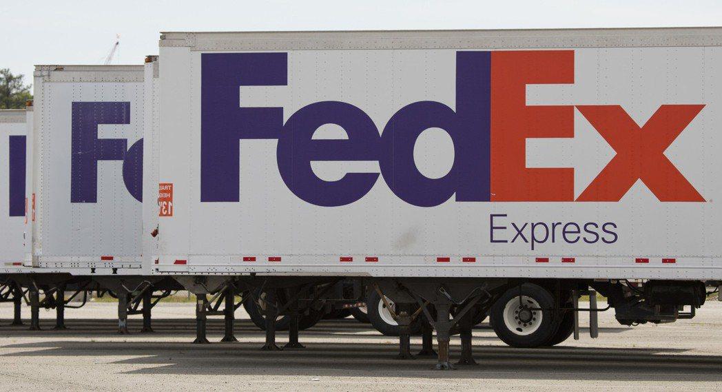 聯邦快遞(FedEx)的商標設計隱藏了一個符號,讓該設計贏得許多獎項。美聯社