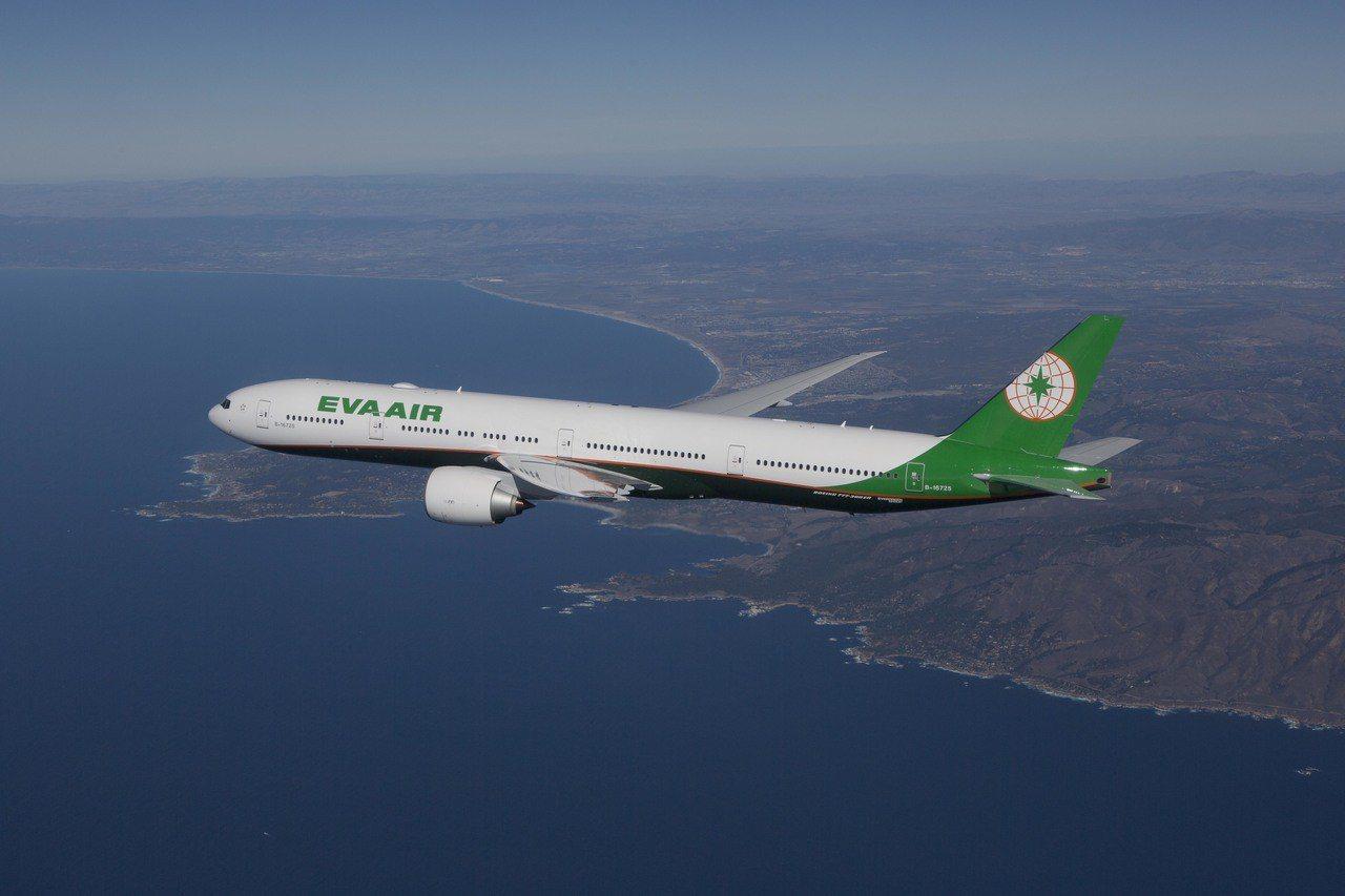 長榮航空今(14)日宣布,將於7月1日開闢台北-清邁直飛航線,每天一班。 圖/長...