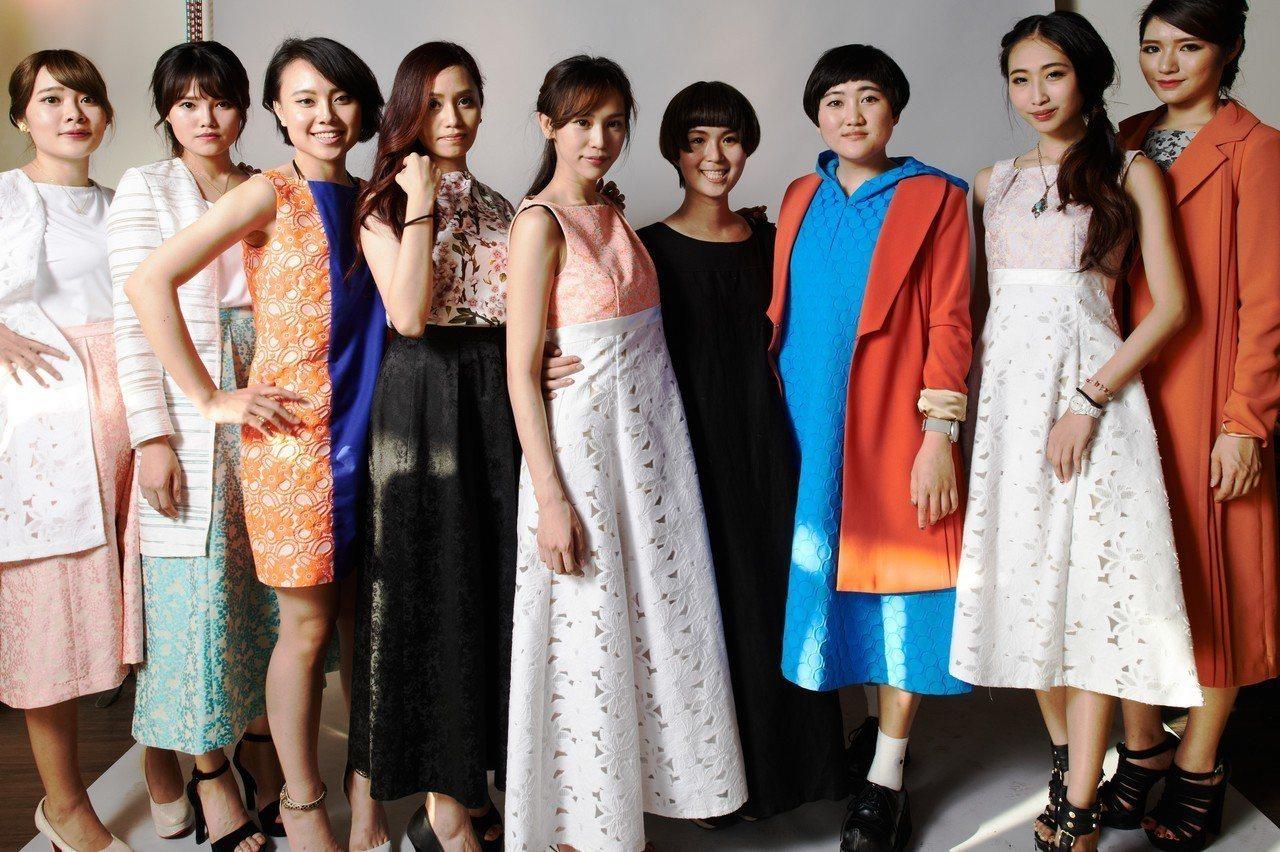 大學學服裝設計的王琬齊,因看到「快時尚」造成污染環境等問題,與幾個志同道合的朋友...