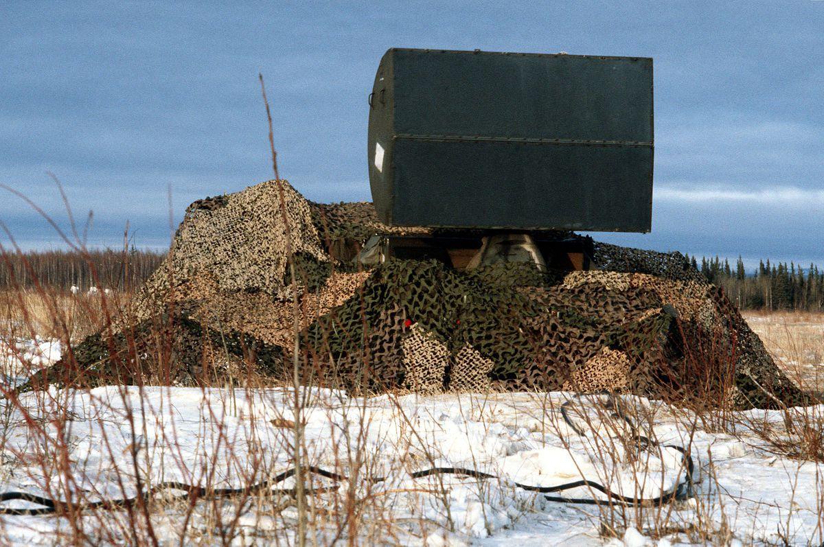 鷹式飛彈的CWAR雷達,係用於中低空搜索。圖/美國國防部檔案照