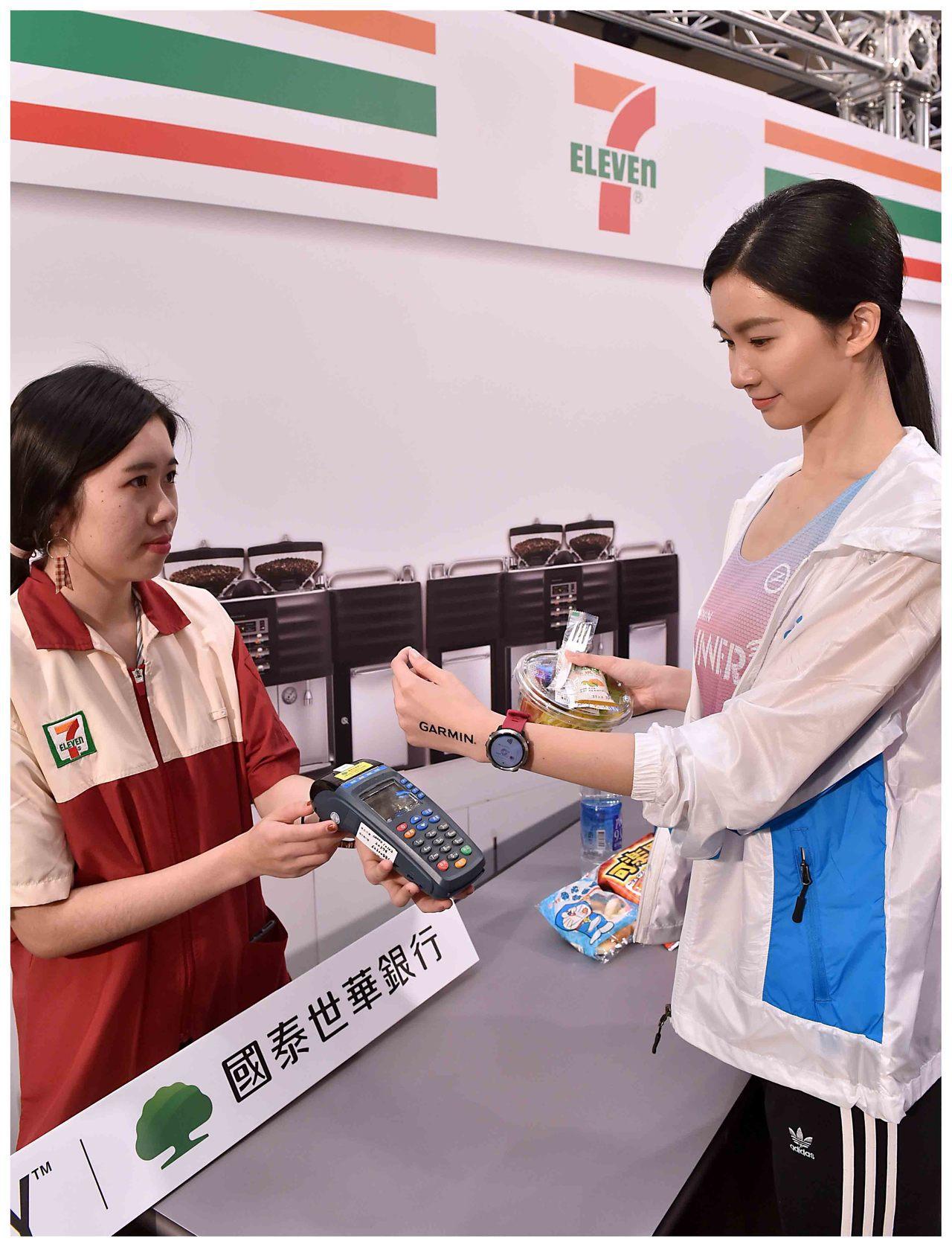 國泰世華銀行與Garmin共同創造更直覺便利的支付環境,筆筆消費享刷卡金再抽好禮...