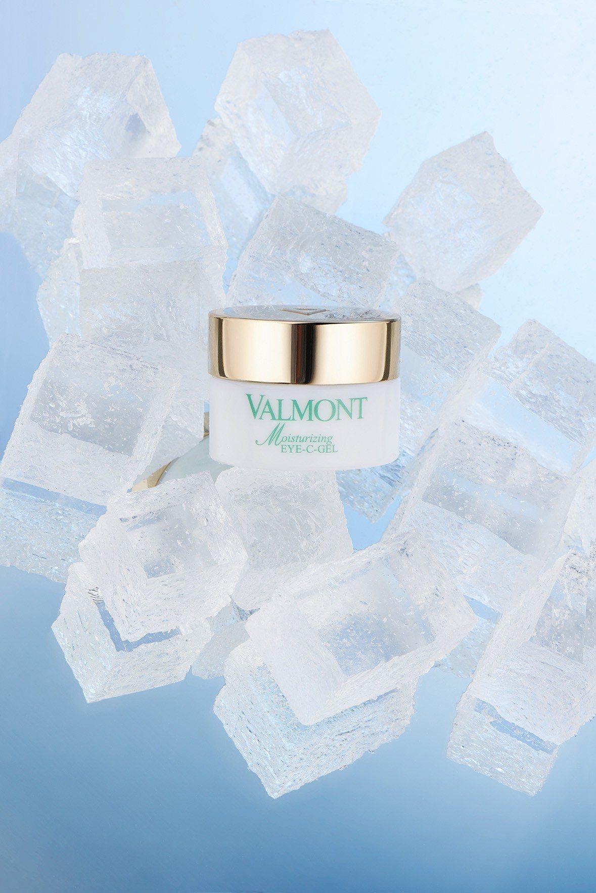 VALMONT極緻保濕亮眸眼膠,15ml售價3,800元。圖/VALMONT提供