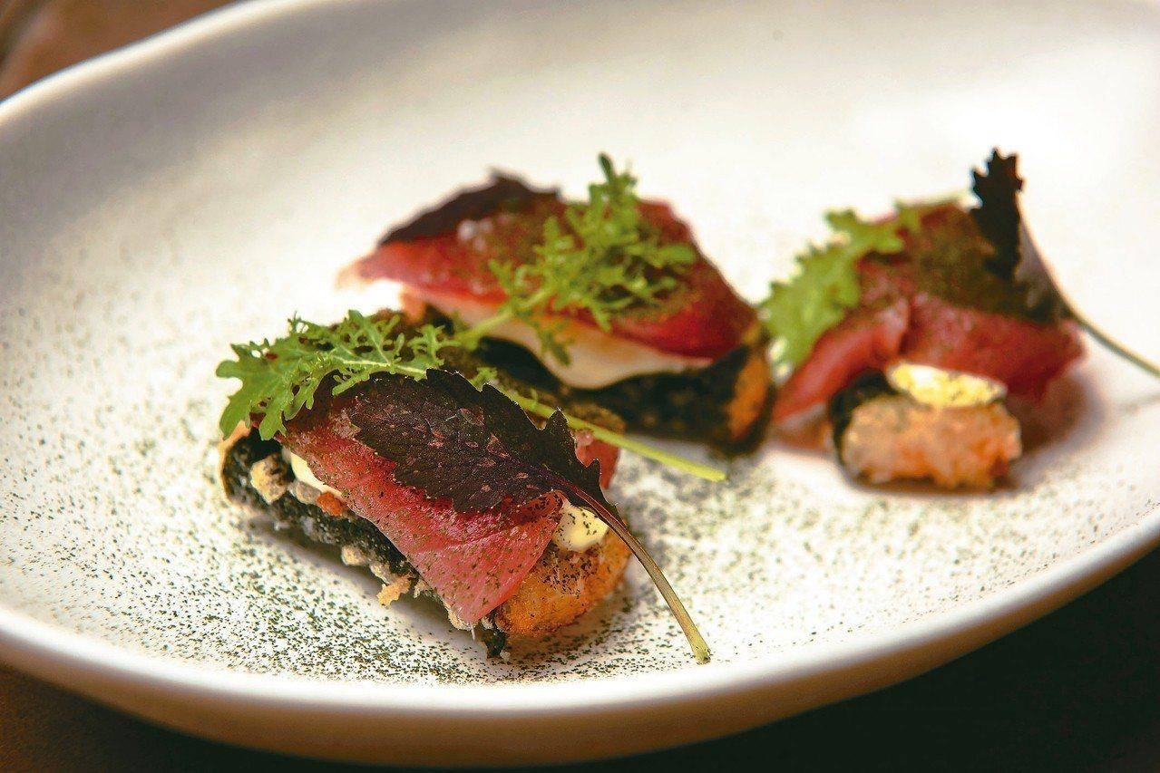Longtail主廚的料理風格融合其亞洲各地旅遊及生活的獨特經歷。 圖/LONG...