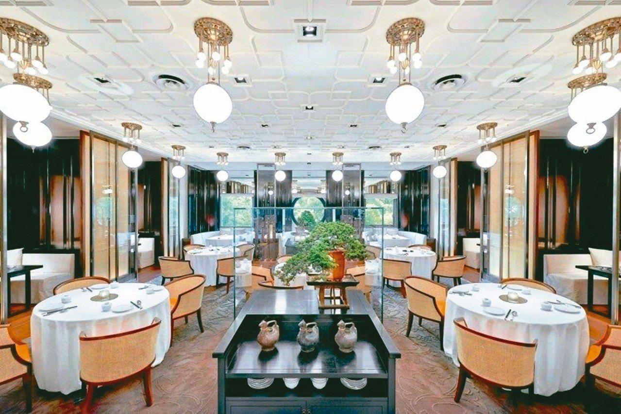 台北文華東方酒店中餐廳雅閣主廚謝文表示,還要再努力。 圖/台北文華東方酒店提供