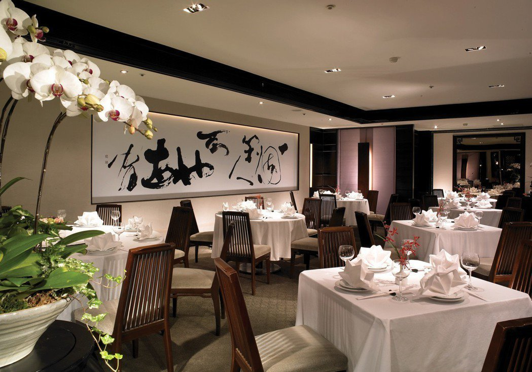 台北亞都麗緻天香樓以正統杭州菜著稱。 圖/台北亞都麗緻大飯店提供