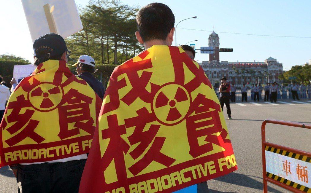 年底九合一選舉,政黨和民間團體打算提出的公投案多達20個,反核食議題也在其中。 ...
