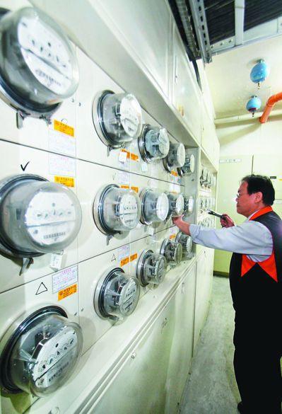 參加節電拿獎勵金的活動,必須一個電表對應一個電號。 圖/聯合報系資料照片