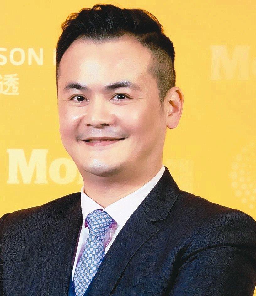 湯森路透理柏亞太區研究總監馮志源。 湯森路透/提供
