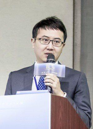 衛生福利部屏東醫院家醫科主任戴志融。 台灣褐藻醣膠發展學會/提供