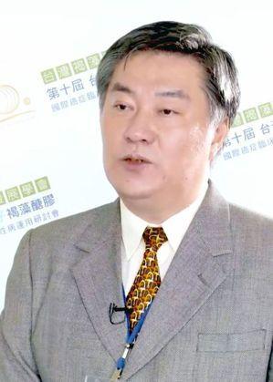 國防醫學院微生物及免疫學研究所研究員顏明德博士。台灣褐藻醣膠發展學會/提供