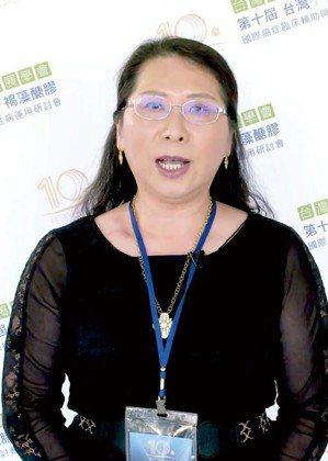 國家衛生研究院分子與基因醫學研究所副研究員。台灣褐藻醣膠發展學會/提供