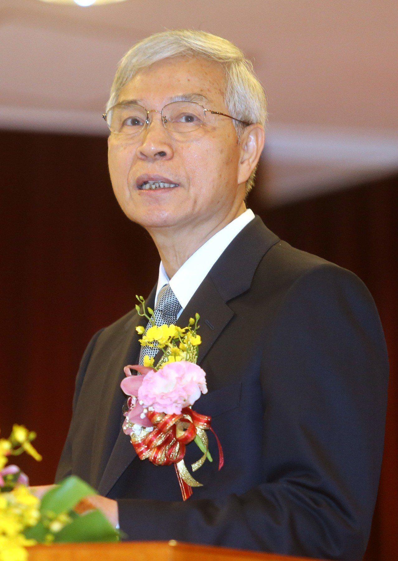 央行總裁楊金龍。聯合報系資料照