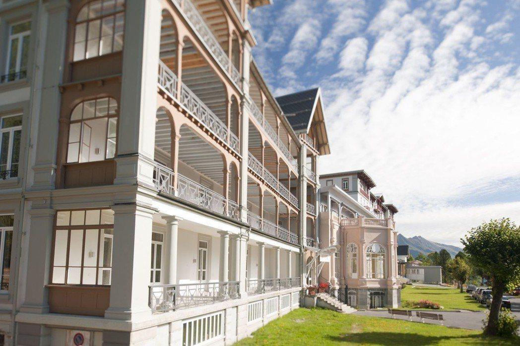 瑞士萊森住宿中學以家庭為核心價值 林肯企管/提供