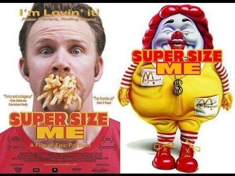電影「麥胖報告」海報。取自YouTube