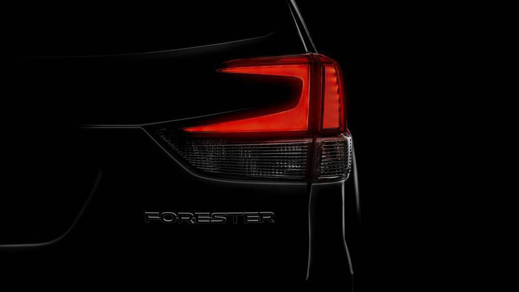 第5代Subaru Forester即將發表。 摘自Subaru