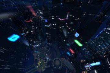 賽博龐克原來是科幻小說的一個分支,以電腦或資訊科技的高度發展及其後遺症為描寫主題。 圖/取自維基共享