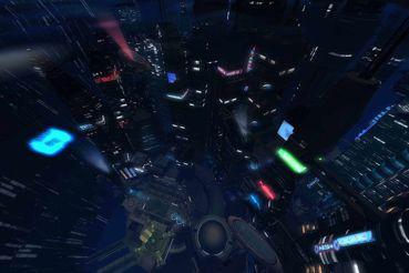 賽博龐克的憂慮:智慧城市還是監控城市?
