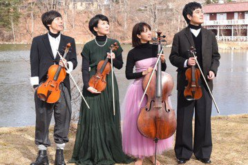 日本神劇《四重奏》劇照。