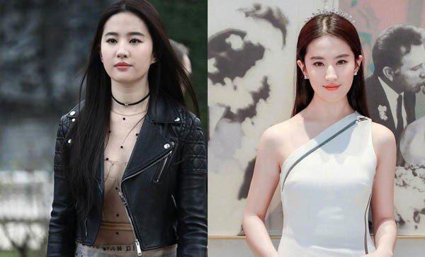 圖/微博、劉亦菲微博,Beauty美人圈提供