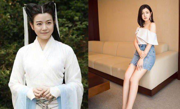 圖/神鵰俠侶、陳妍希微博,Beauty美人圈提供
