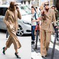 同色系怎麼穿才能時尚又顯瘦?除了黑白灰開春必學的穿搭法