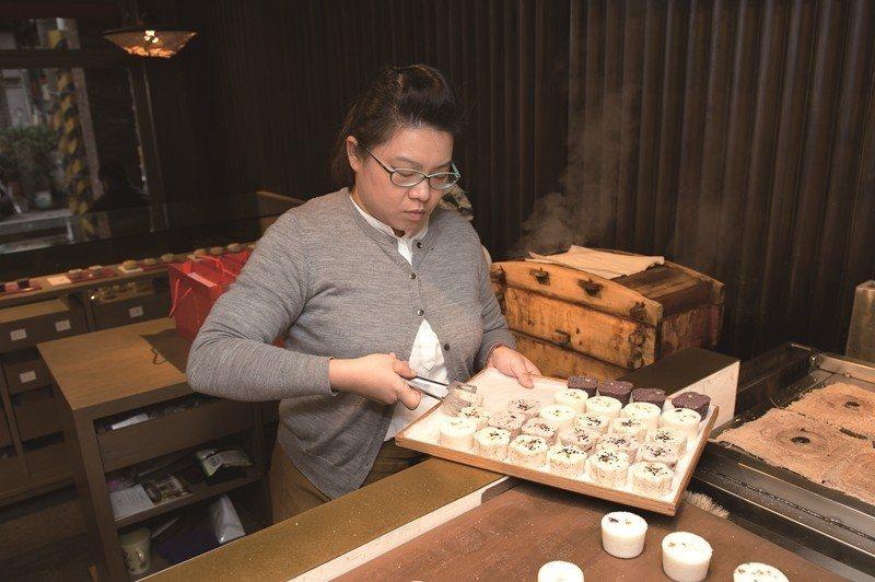 「合興壹玖肆柒」の新商品は昔ながらの味わいを守っています。(写真/黄建彬)