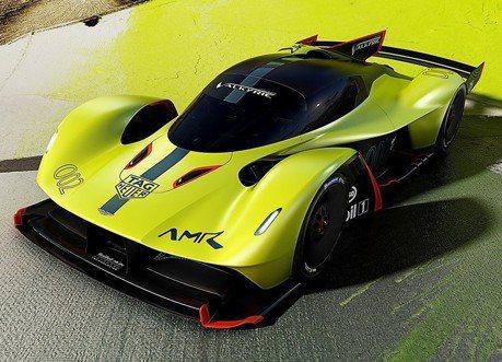 Aston Martin正研發McLaren P1殺手車!計畫2021登場