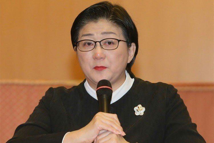 婦聯會主委雷倩。圖/聯合報系資料照片