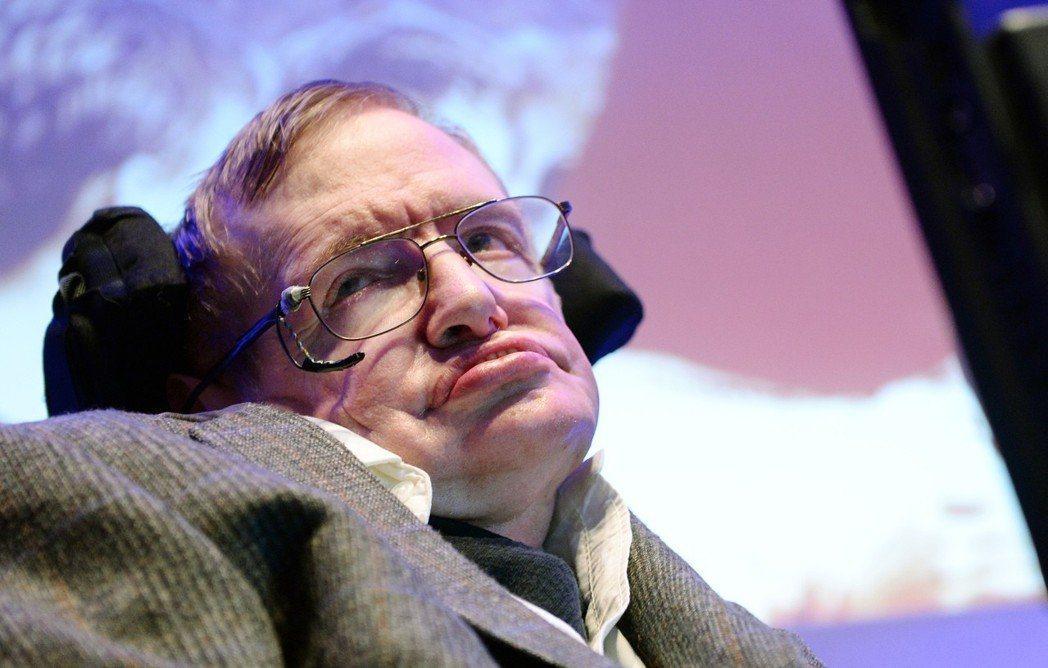 物理大師霍金14日在家逝世,享壽76歲。 歐新社