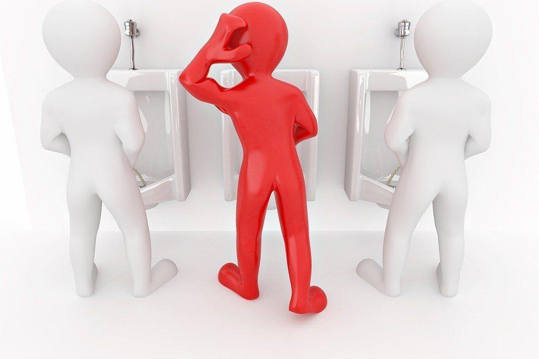 醫師表示,大約有三分之一攝護腺癌病患的臨床表現和良性攝護腺肥大是無法區分的。圖/...