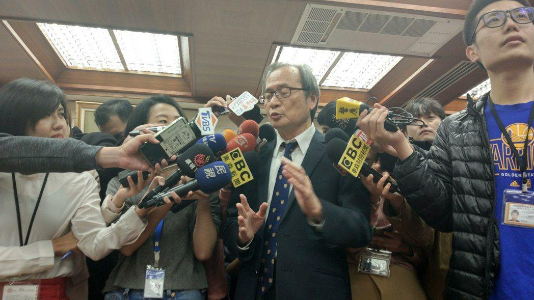 立法院教育及文化委員會邀請原能會,就「核二廠2號機大修後機組再轉之安全管制」做專...