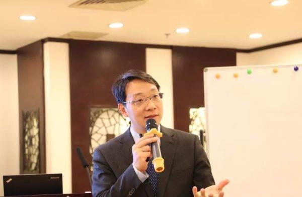 中國人民大學國際關係學院副院長、國際貨幣所研究員翟東升(網路照片)
