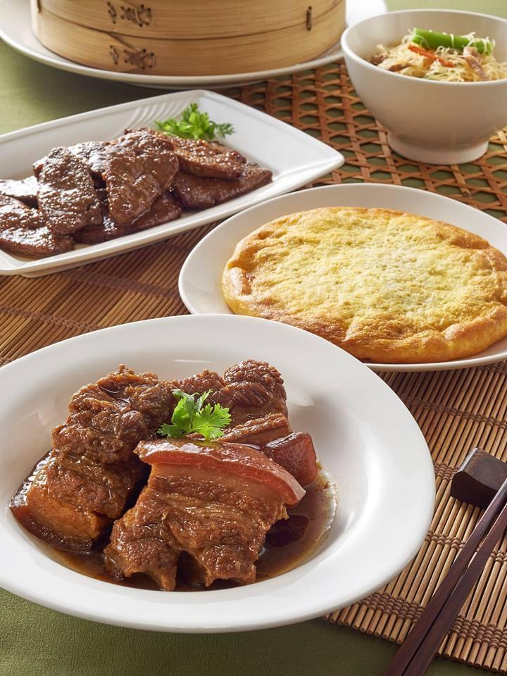 呼聲高卻落榜的欣葉台菜也在米其林餐盤之列。圖/翻攝自欣葉台菜官網