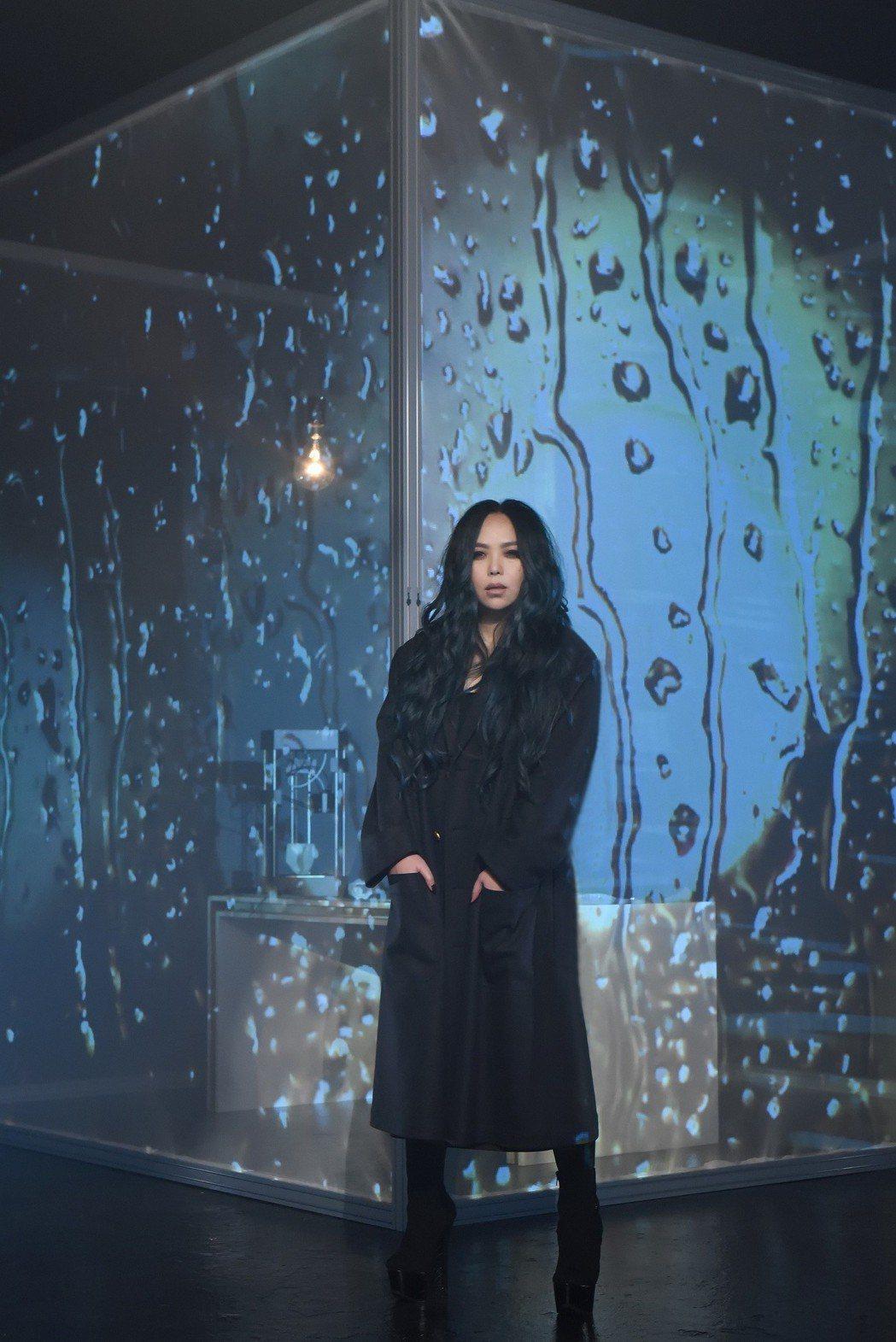阿妹新專輯「偷故事的人」推出黑膠限定版。圖/EMI提供