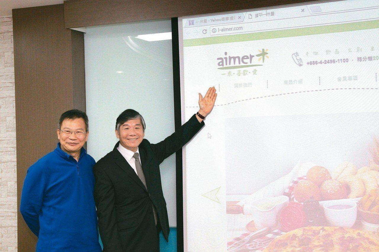 修平科技大學製定一套系統,建立名為「aimer」的網站,可解決農業缺工、缺平台問...
