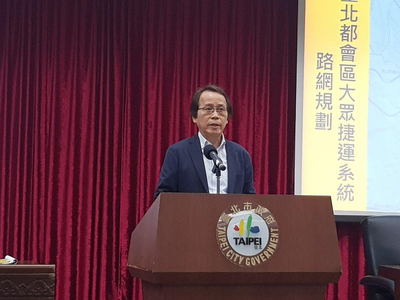 台北市副市長林欽榮昨宣布南北環段於北市的11車站周邊將採公共運輸導向的發展策略,...