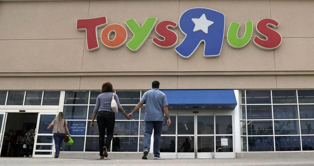 美國將再也不會有玩具反斗城實體店面。 (美聯社)