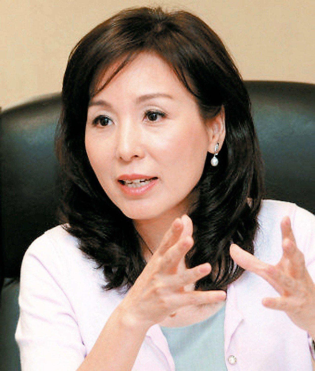 新光金控發佈重大人事案,因職務調整,副董事長李紀珠免兼任總經理。聯合報系資料照