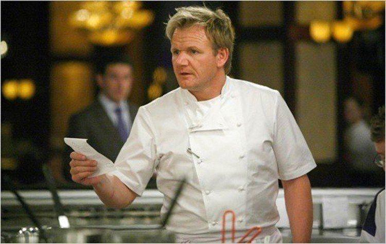 ▲ 一向以剽悍毒舌著稱的 Gordon Ramsay 都相當看重米其林的評價。(...