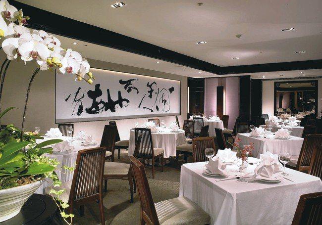 米其林評鑑無論在菜餚、服務、空間和氣氛都達到一定高度。 圖/各業者提供