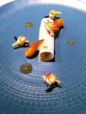 台灣魂法菜的態芮Tairroir,走比較大膽嘗試路線,也創造出令人振奮的榮景。 ...