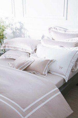 Wedgwood經典Bi-Color四件式床組。 圖/各業者提
