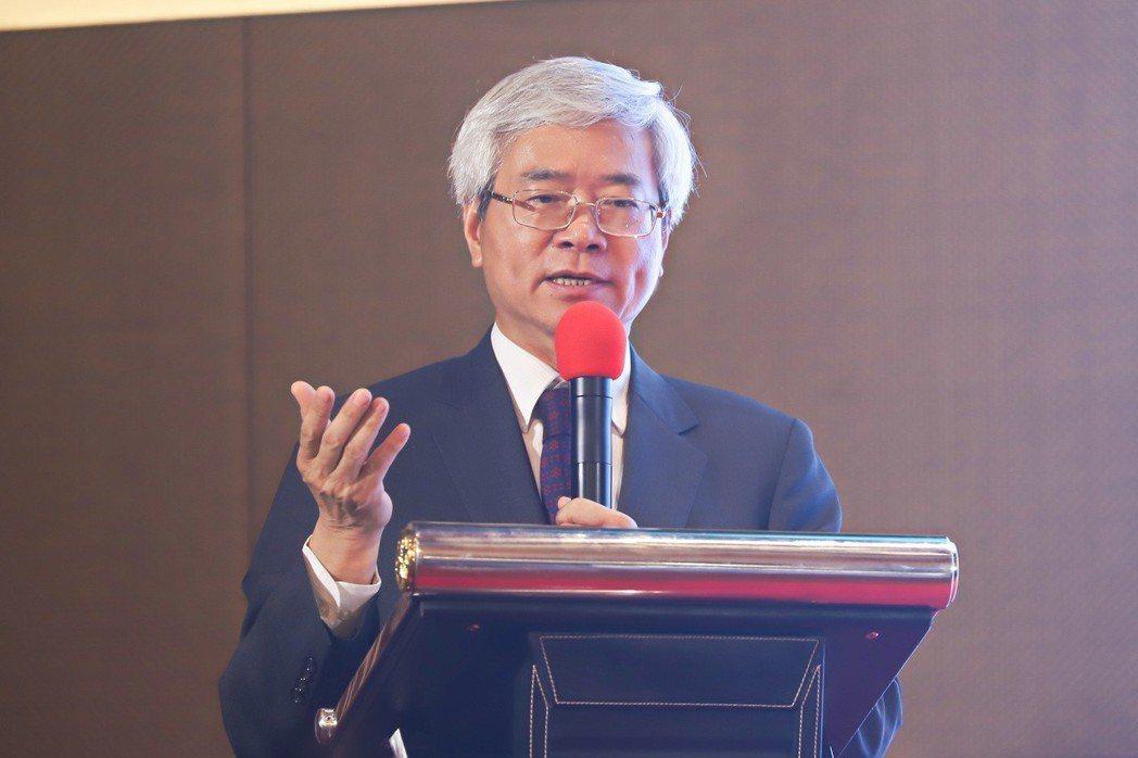 台灣智慧城市產業聯盟TSSA會長蘇亮。 彭子豪/攝影
