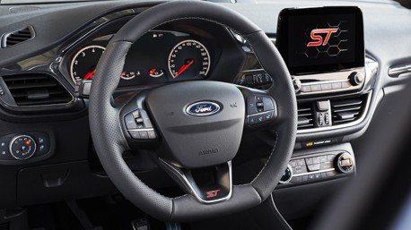 (影片)全新改款Ford Fiesta ST更風騷! LSD、彈射起步樣樣都有!