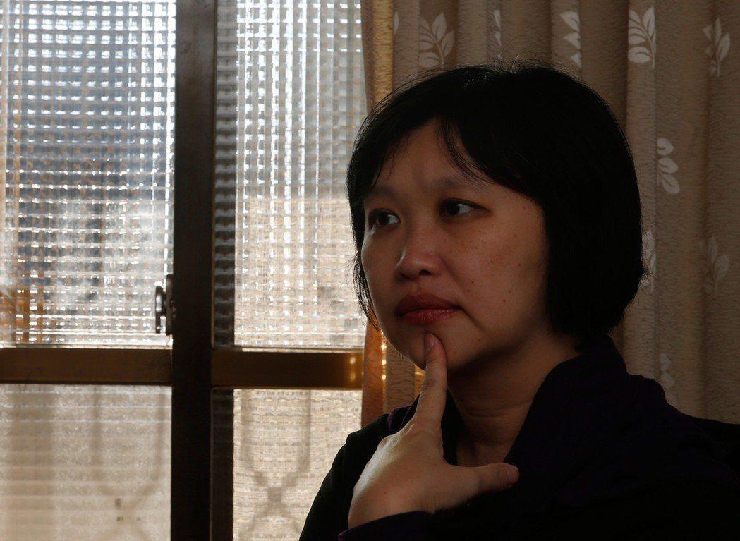 《幸福路上》導演宋欣穎。記者鄭超文/攝影
