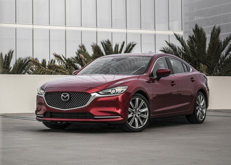 小改款Mazda6房車 只漲了5塊美金!