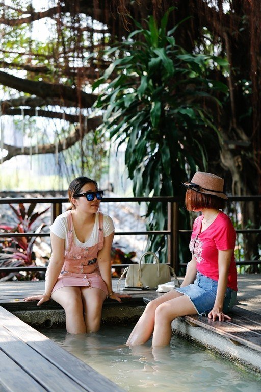 The hot spring restaurant, Marshal Zen G...