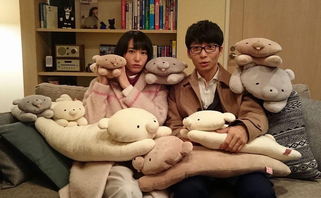 星野源和新垣結衣合作「月薪嬌妻」受到大家歡迎。圖/擷自臉書