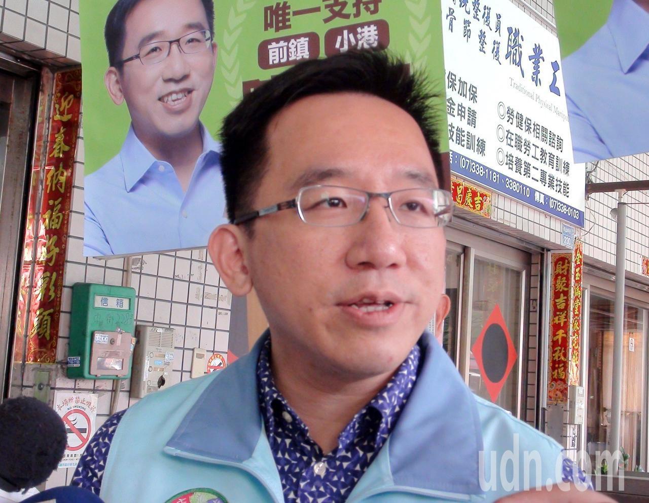 前總統陳水扁申請參加兒子陳致中造勢晚會,陳致中強調是父親想為兒子加油鼓勵的心願。...
